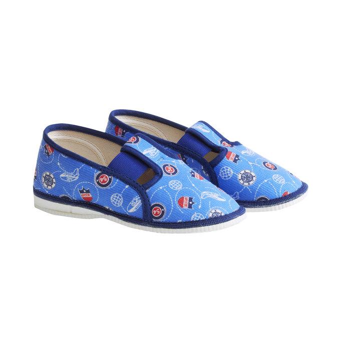Kinder-Pantoffeln bata, mehrfarbe, 179-0105 - 26