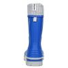 Blaue Gummistiefel für Kinder mini-b, Blau, 292-9200 - 17