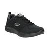 Sportliche Herren-Sneakers skechers, Schwarz, 809-6350 - 13