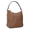 Braune Lederhandtasche bata, Braun, 964-3254 - 13