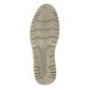 Herren-Sneakers aus Leder weinbrenner, Grau, 843-2620 - 26