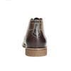 Herren-Knöchelschuhe aus Leder bata, Braun, 826-4614 - 17