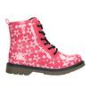 Mädchen-Schnürschuhe mit Sternchen mini-b, Rosa, 291-5167 - 26