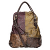 Damenhandtasche aus Leder a-s-98, mehrfarbe, 966-0061 - 16