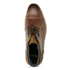 Herren-Knöchelschuhe aus Leder bata, Braun, 826-3611 - 17