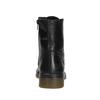 Damenstiefeletten aus Leder bata, Schwarz, 594-6681 - 16