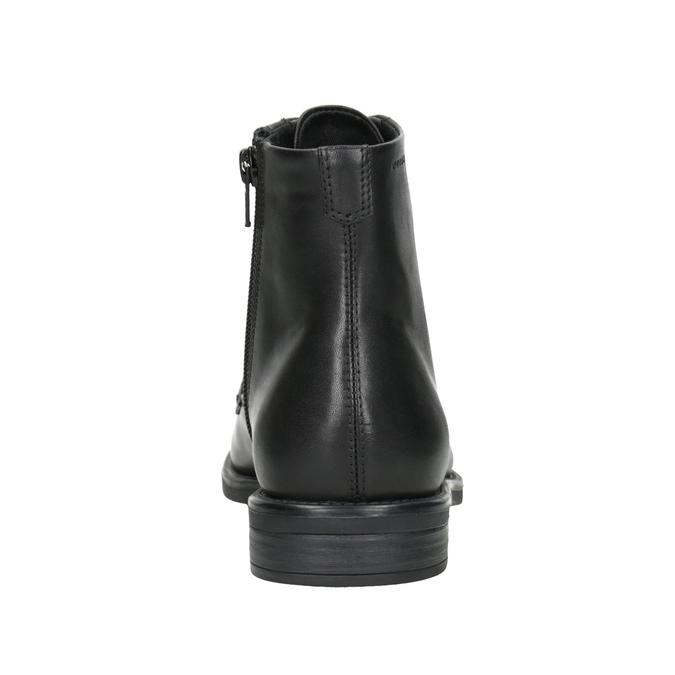 Damenstiefeletten aus Leder vagabond, Schwarz, 524-6010 - 16