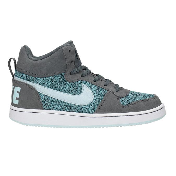 Knöchelhohe Kinder-Sneakers nike, Grau, 401-2108 - 16