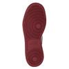 Knöchelhohe Kinder-Sneakers nike, Rot, 401-5405 - 19