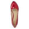 Rote Pumps aus Lackleder insolia, Rot, 728-5104 - 17