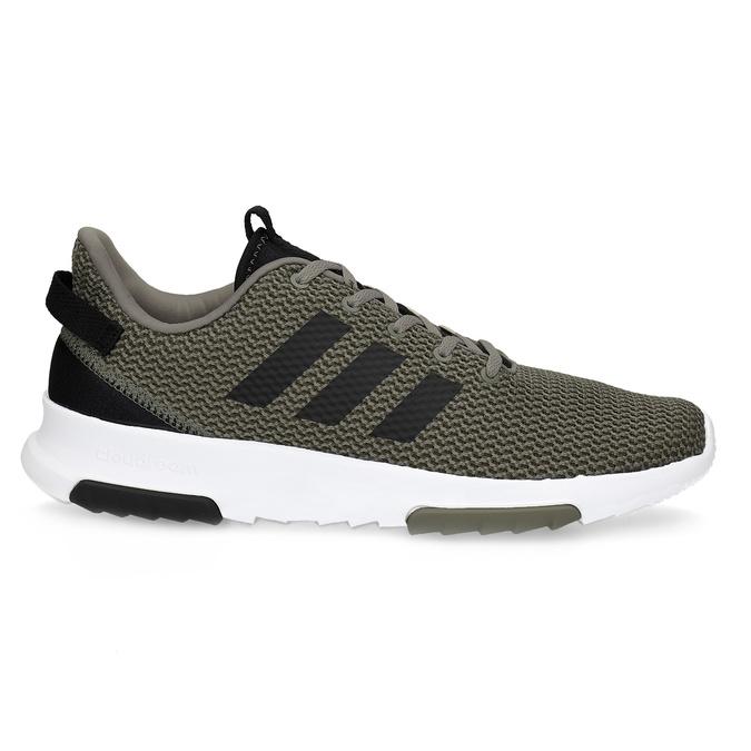 Sneakers in sportlichem Design adidas, khaki, 809-7201 - 19