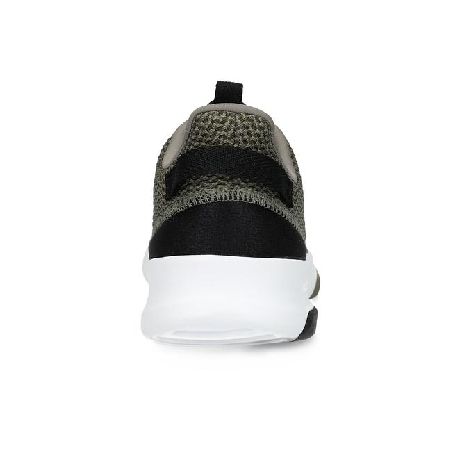 Sneakers in sportlichem Design adidas, khaki, 809-7201 - 15