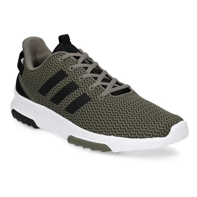 Sneakers in sportlichem Design adidas, khaki, 809-7201 - 13