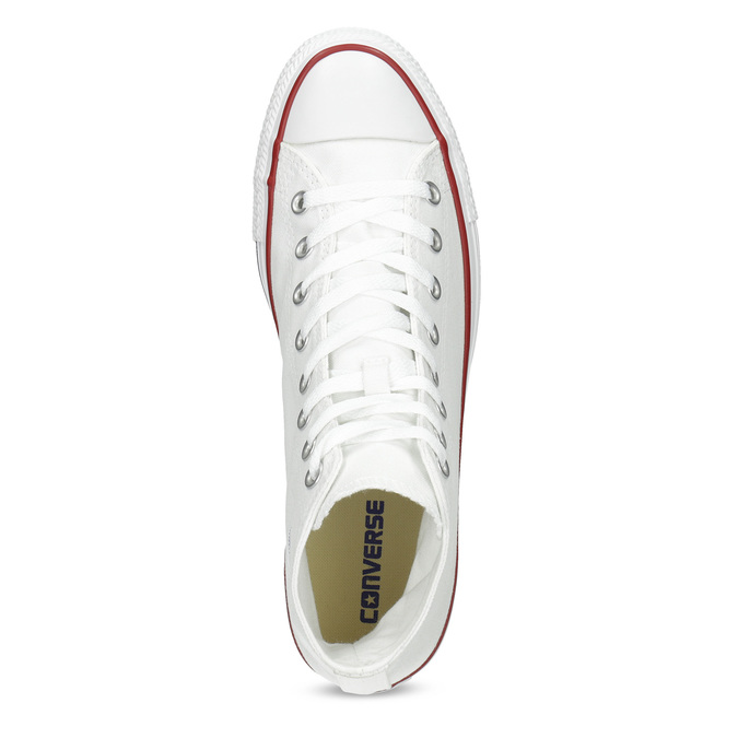 Knöchel-Sneakers converse, Weiss, 889-1278 - 17