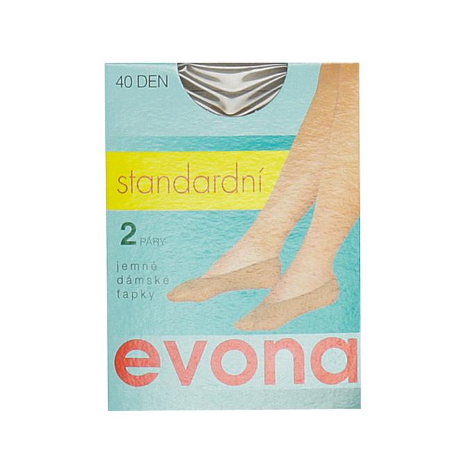 Socken evona, Braun, 919-4100 - 13
